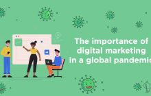 Importance of Digital Marketing in Pandemic
